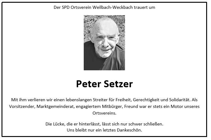 Peter Setzer